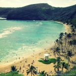 Lovely Hawaii (Hanauma Bay)