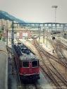 Chur train station