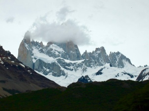 Hiking (Fitz Roy)